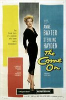 The Come On movie poster (1956) picture MOV_fcf9c859