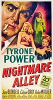 Nightmare Alley movie poster (1947) picture MOV_fcfec334