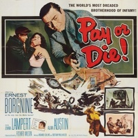 Pay or Die movie poster (1960) picture MOV_fd03dbf8