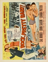 Rock, Pretty Baby movie poster (1956) picture MOV_fd056e70