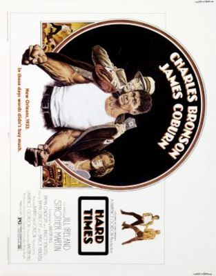 Hard Times movie poster (1975) poster MOV_fd074ab5