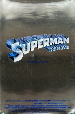 Superman movie poster (1978) poster MOV_fd088285