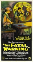 The Fatal Warning movie poster (1929) picture MOV_fd0c71d4