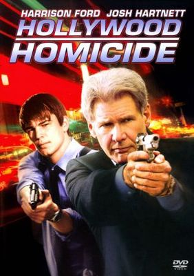 Hollywood Homicide movie poster (2003) poster MOV_fd0e7a91