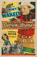 Outlaw Brand movie poster (1948) picture MOV_fd126063
