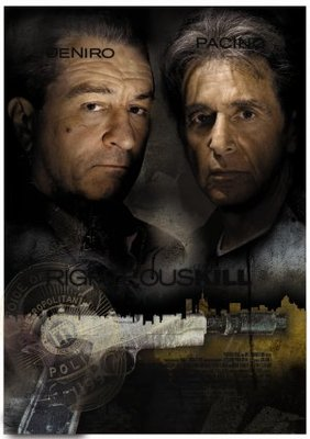 Righteous Kill movie poster (2008) poster MOV_fd1306dd