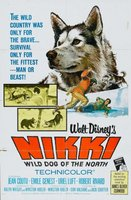 Nikki, Wild Dog of the North movie poster (1961) picture MOV_fd14fbea