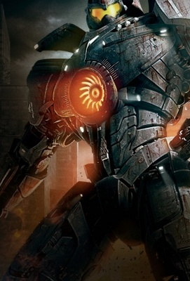 Pacific Rim movie poster (2013) poster MOV_fd16212e