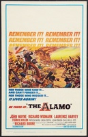 The Alamo movie poster (1960) picture MOV_13bb2a9c