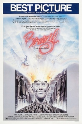 Brazil movie poster (1985) poster MOV_fd1aed4c