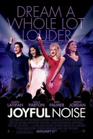 Joyful Noise movie poster (2012) picture MOV_fd1b97ec