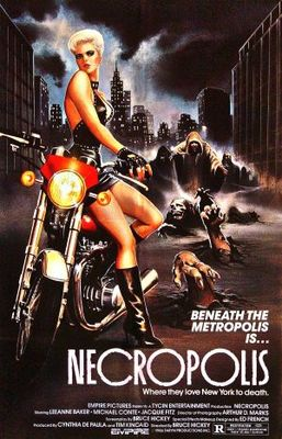 Necropolis movie poster (1987) poster MOV_fd1f1a8b