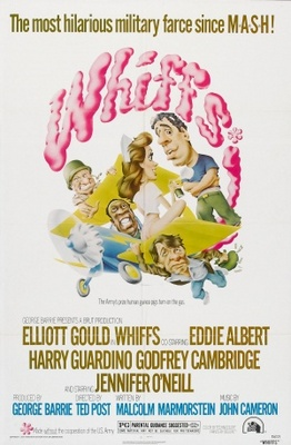 Whiffs movie poster (1975) poster MOV_fd22bc59