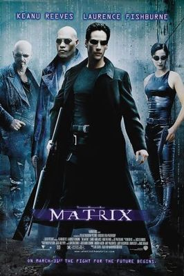The Matrix movie poster (1999) poster MOV_fd241228
