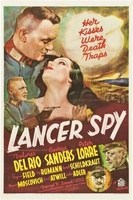 Lancer Spy movie poster (1937) picture MOV_fd28ae3c