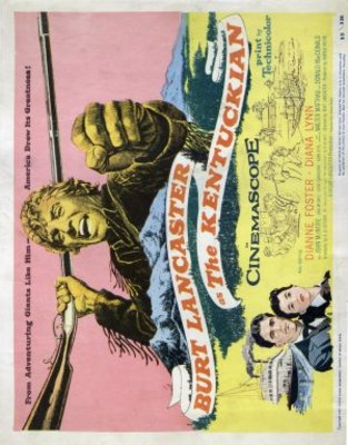 The Kentuckian movie poster (1955) poster MOV_fd2cf994