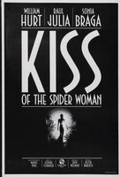 Kiss of the Spider Woman movie poster (1985) picture MOV_fd2e8c32