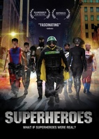 Superheroes movie poster (2011) picture MOV_fd30b249