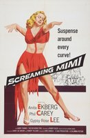Screaming Mimi movie poster (1958) picture MOV_fd378e0d
