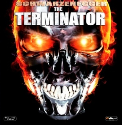 The Terminator movie poster (1984) poster MOV_fd3cab20
