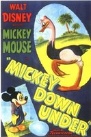 Mickey Down Under movie poster (1948) picture MOV_fd42f01f