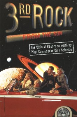3rd Rock from the Sun movie poster (1996) poster MOV_fd45b973