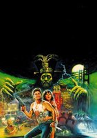 Big Trouble In Little China movie poster (1986) picture MOV_fd462dcb