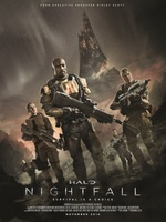 Halo: Nightfall movie poster (2014) picture MOV_fd46428f