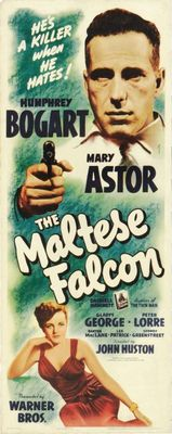 The Maltese Falcon movie poster (1941) poster MOV_fd486644