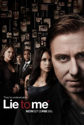 Lie to Me movie poster (2009) poster MOV_fd5164ab