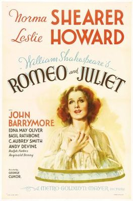 Romeo and Juliet movie poster (1936) poster MOV_fd5246ae