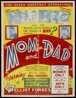 Mom and Dad movie poster (1945) picture MOV_fd5579af