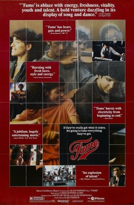 Fame movie poster (1980) poster MOV_fd559717