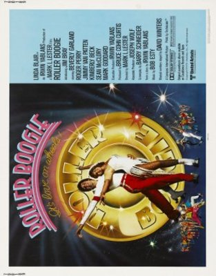 Roller Boogie movie poster (1979) poster MOV_fd5c5418