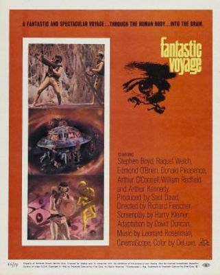 Fantastic Voyage movie poster (1966) poster MOV_fd61934a