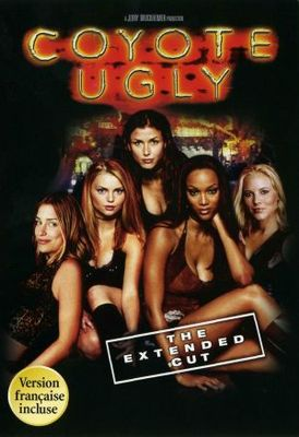 Coyote Ugly movie poster (2000) poster MOV_fd665302