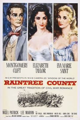 Raintree County movie poster (1957) poster MOV_fd666ae0
