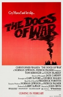 The Dogs of War movie poster (1981) picture MOV_fd69a7db