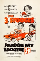 Pardon My Backfire movie poster (1953) picture MOV_fd69d449