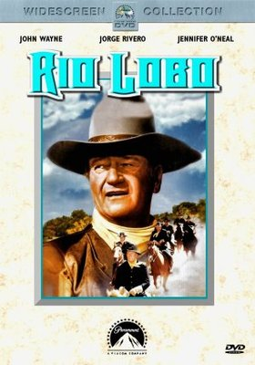 Rio Lobo movie poster (1970) poster MOV_fd6b03cd