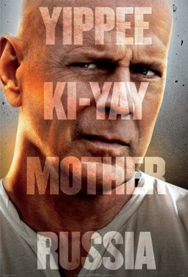 A Good Day to Die Hard movie poster (2013) poster MOV_fd6ba47b