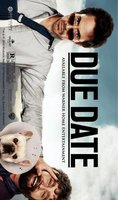 Due Date movie poster (2010) picture MOV_fd6bf4f8
