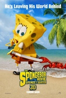 SpongeBob SquarePants 2 movie poster (2014) picture MOV_fd7068e6