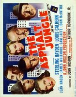 The Asphalt Jungle movie poster (1950) picture MOV_fd73aa38