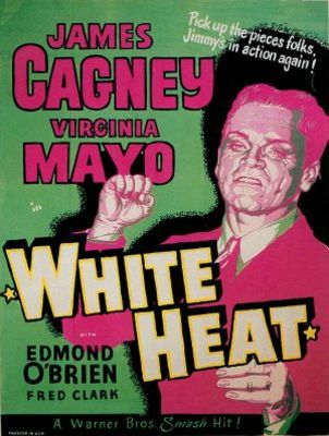 White Heat movie poster (1949) poster MOV_fd7a02cf