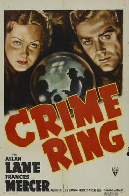 Crime Ring movie poster (1938) poster MOV_fd7c483a