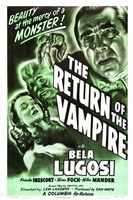 The Return of the Vampire movie poster (1944) picture MOV_fd7fd810