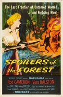 Spoilers of the Forest movie poster (1957) picture MOV_fd81fc3b
