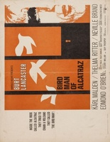 Birdman of Alcatraz movie poster (1962) picture MOV_fd82e493