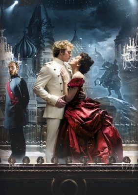 Anna Karenina movie poster (2012) poster MOV_fd837c18